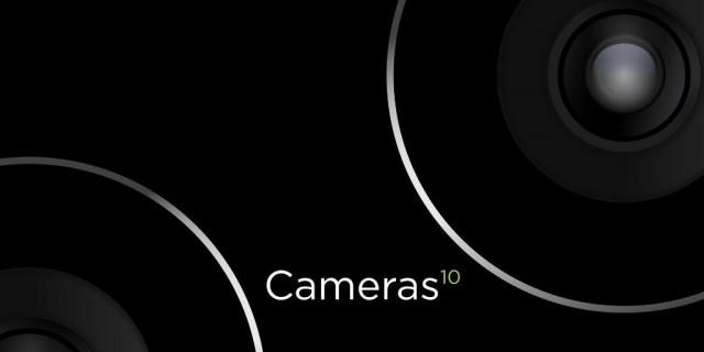 htc 10 cameras