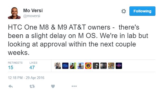 HTC Mo Versi