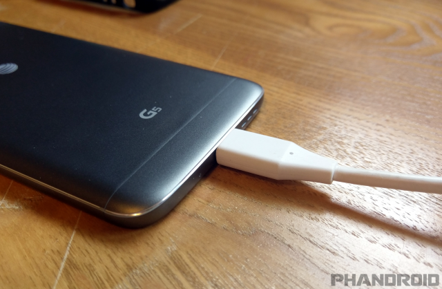 LG G5 charger