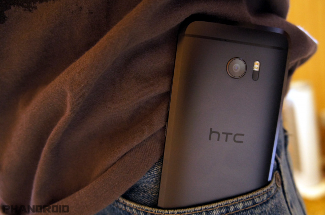 HTC 10 pocket