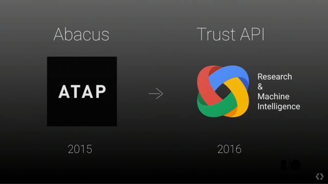 Trust API