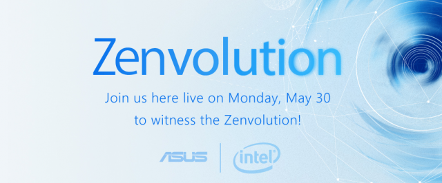 asus zenvolution event