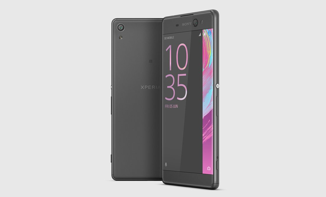 Sony Xperia XA Ultra unveiled, pairs a 16MP selfie cam ...