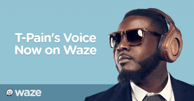 T-Pain added to Waze navigation voices