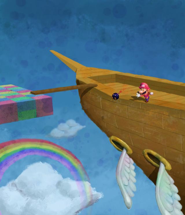 11. Rainbow Ride - 20 years of 64 by Angelo Furfaro