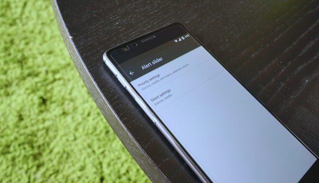 OnePlus 3 Alert Slider DSC00373