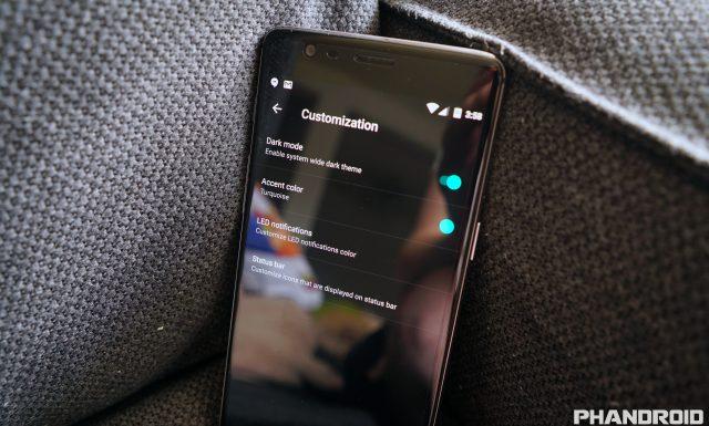 OnePlus 3 Dark Mode DSC00365