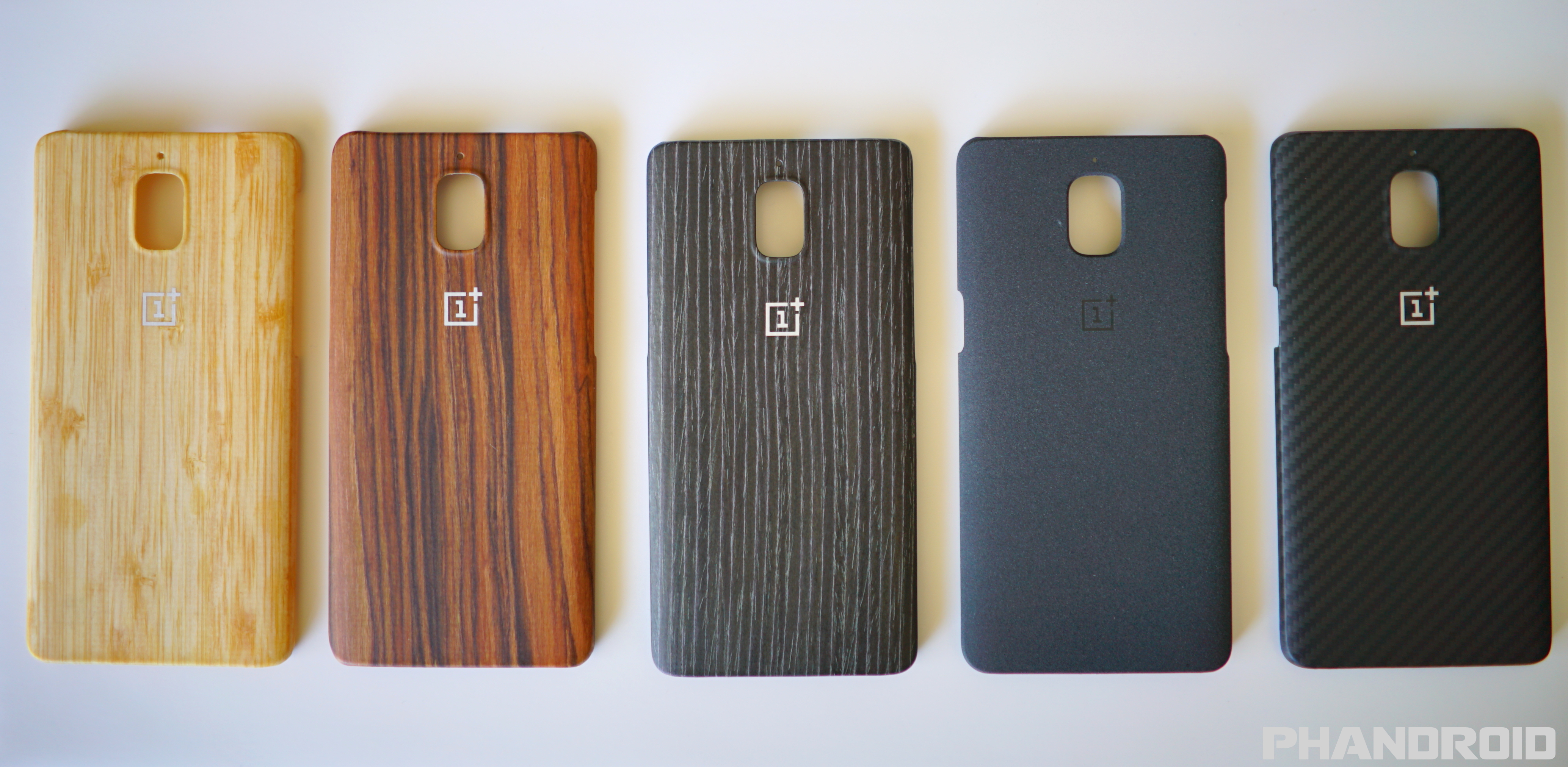 best loved e7d80 4da35 Video: OnePlus 3 hands-on, all 5 cases, and more