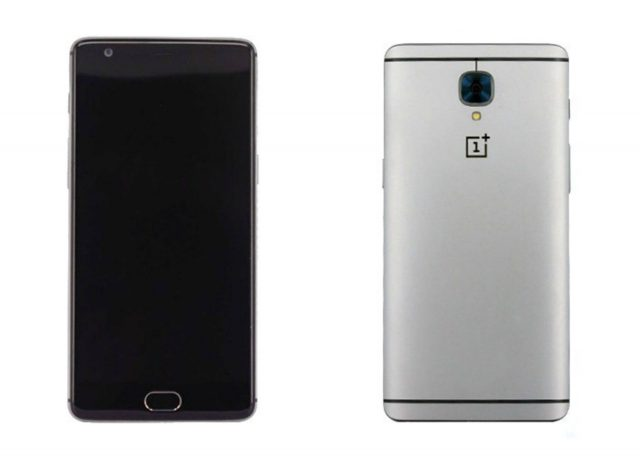 OnePlus 3 unofficial retailer listing