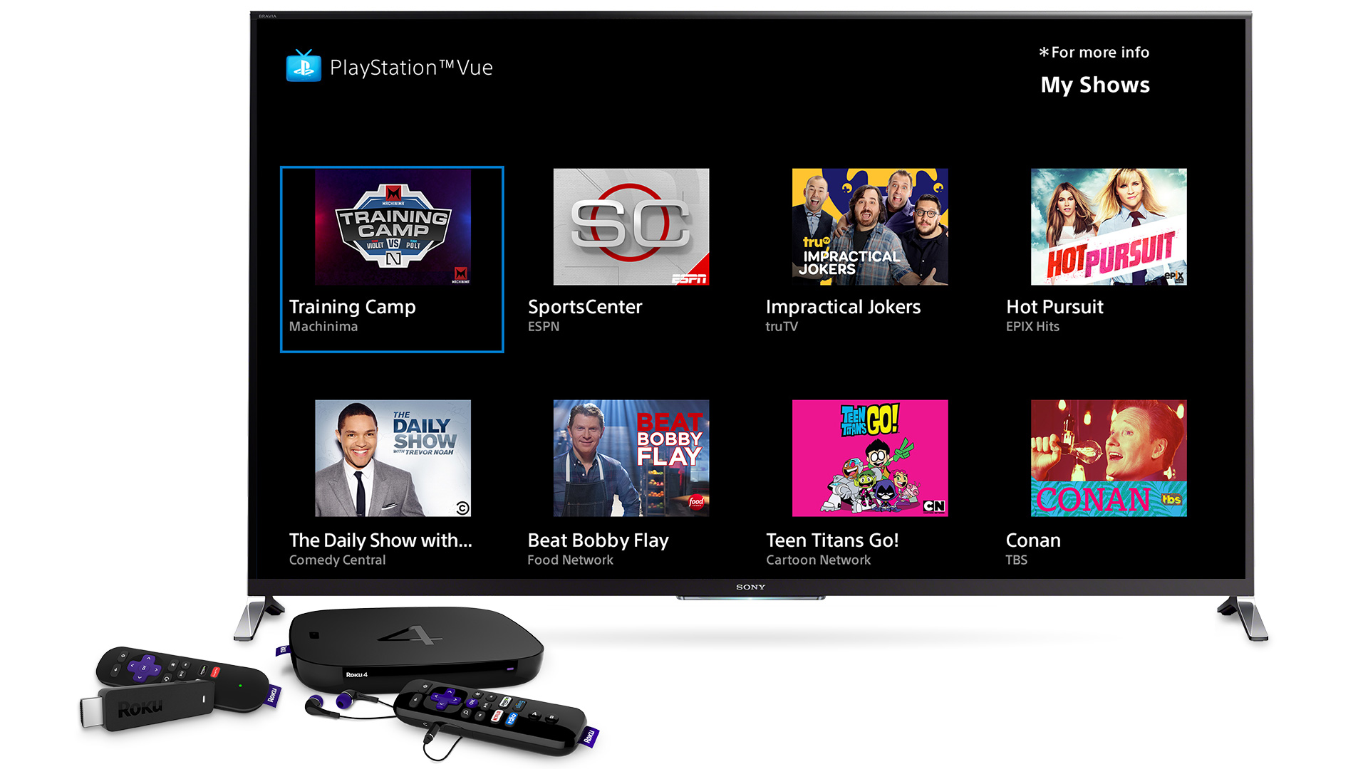 Playstation Vue Makes Its Way To Your Android Devices Next Week Phandroid