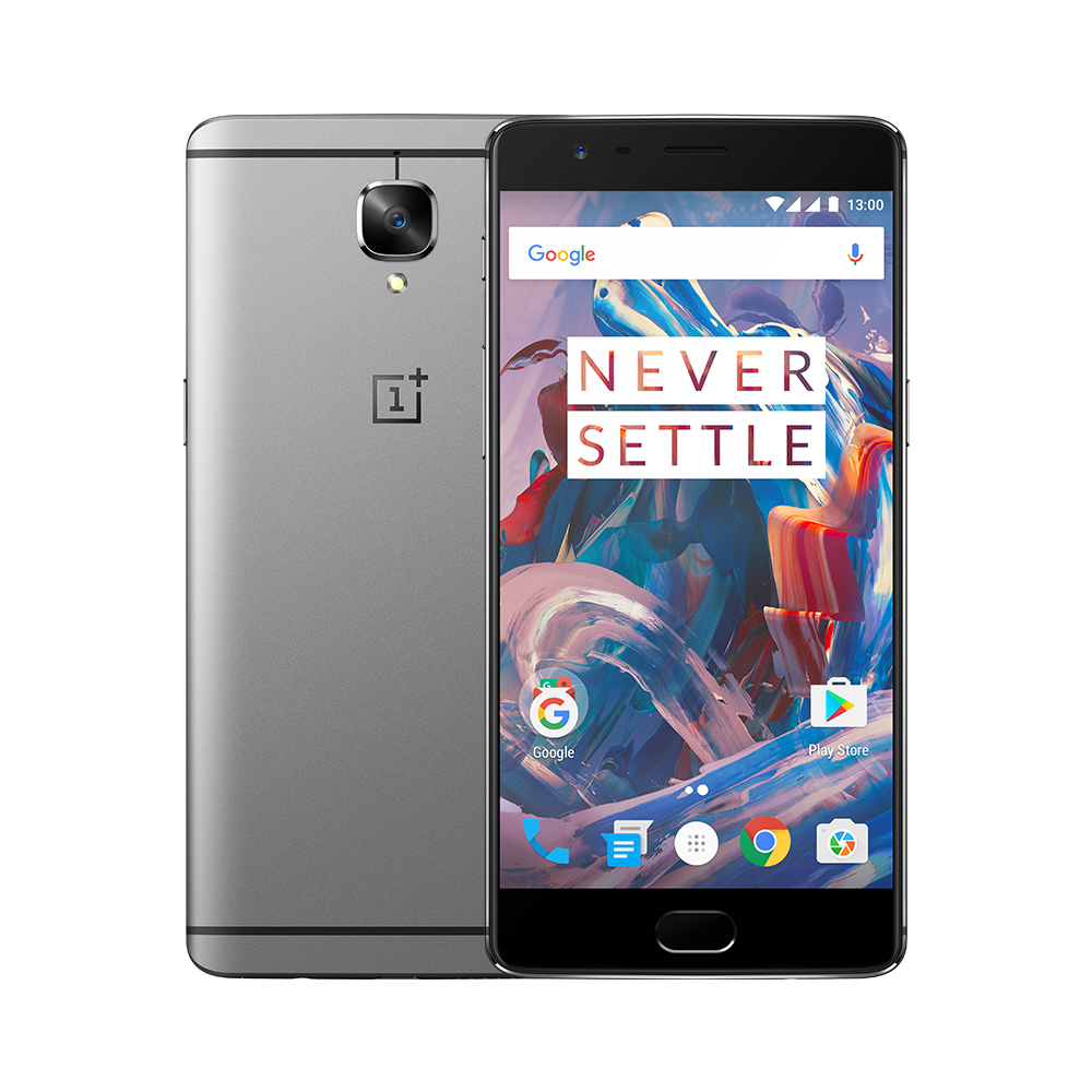 OnePlus 3 uses Samsung's Super AMOLED display and works with T