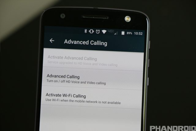 Advanced Calling