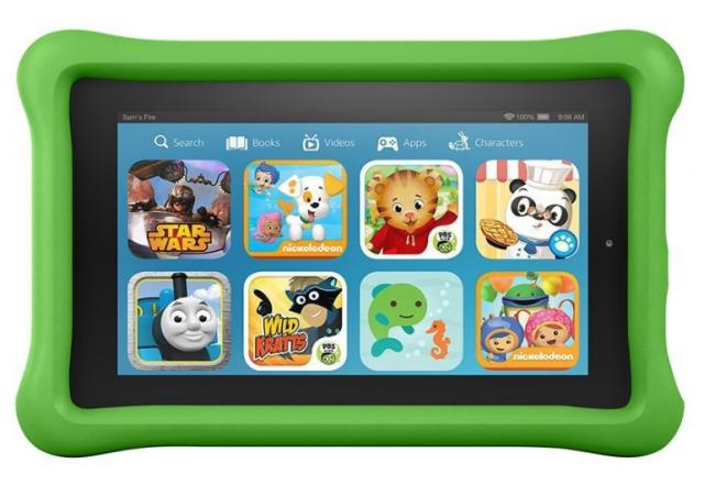 Fire Kids Tablet