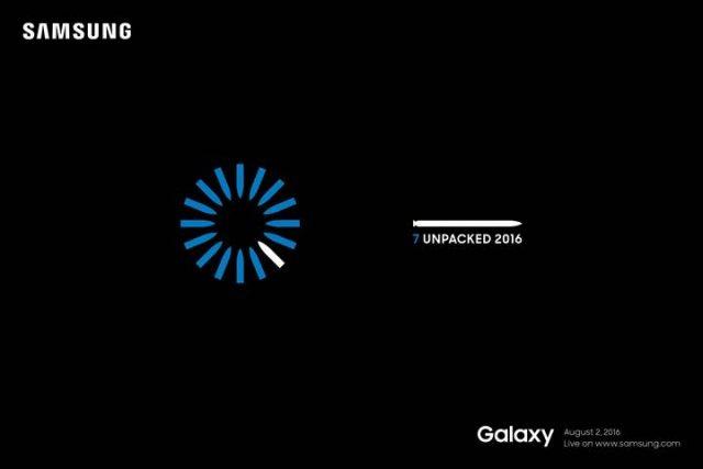 Samsung Unpacked 7 2016