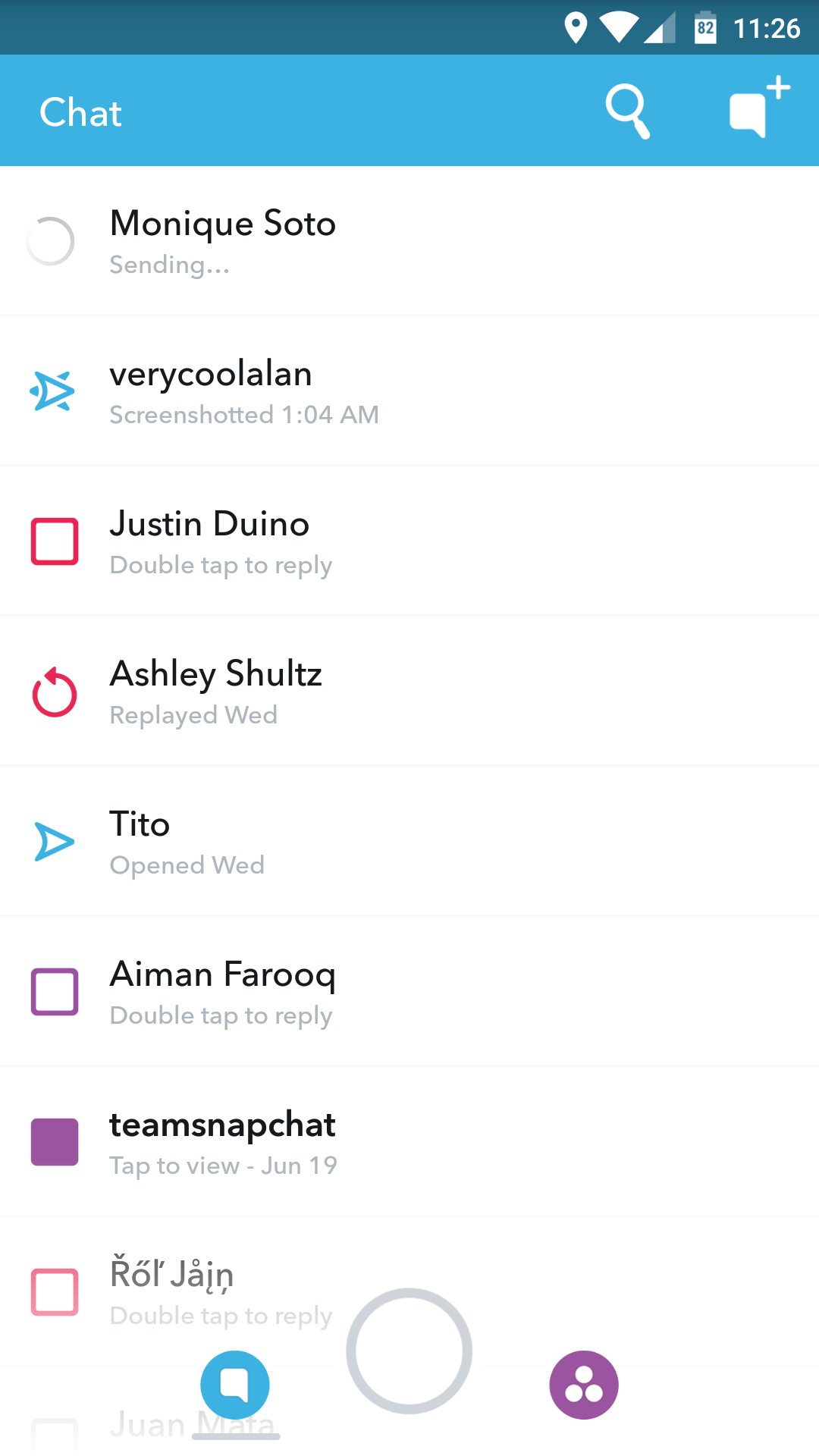 Snapchat: How to use Chat 2 0, Snapcash, and more | Phandroid
