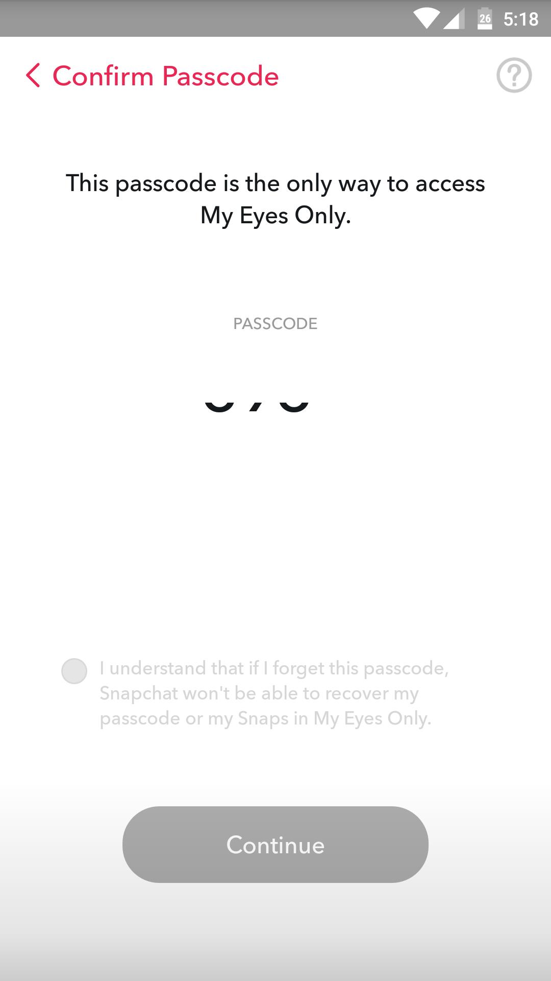 how to unlock permanently locked snapchat account