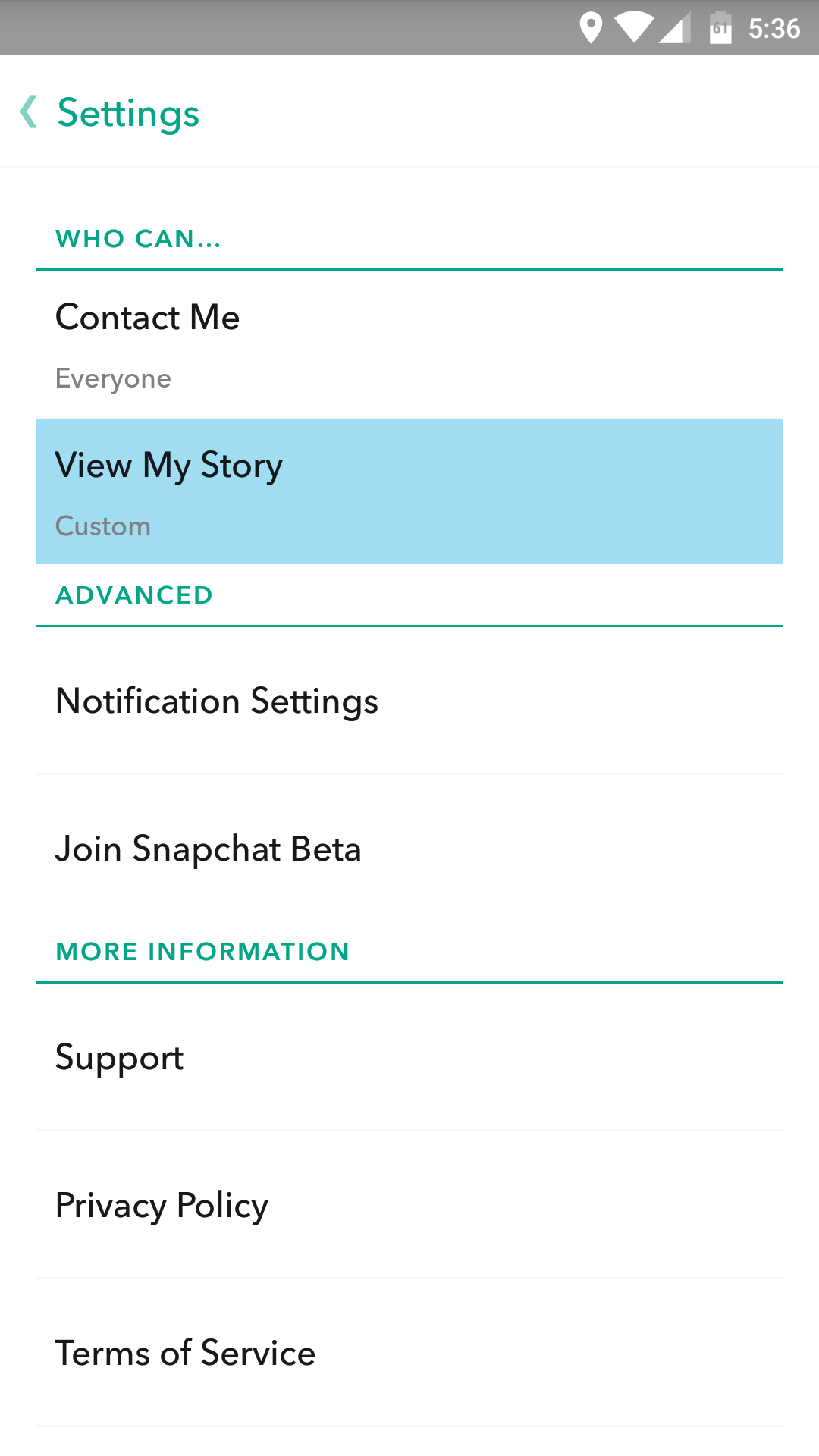 Snapchat: How to use My Story, Live Stories, and Discover | Phandroid