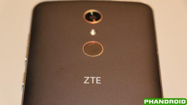 ZMax Pro fingerprint scanner