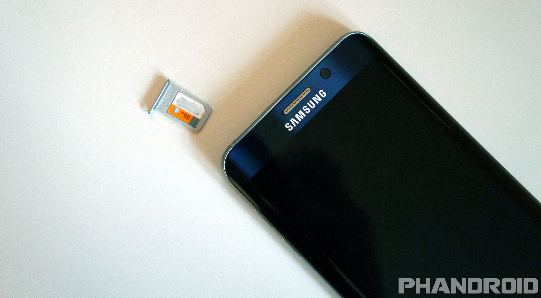 How to SIM unlock the Samsung Galaxy S6, Galaxy S6 edge