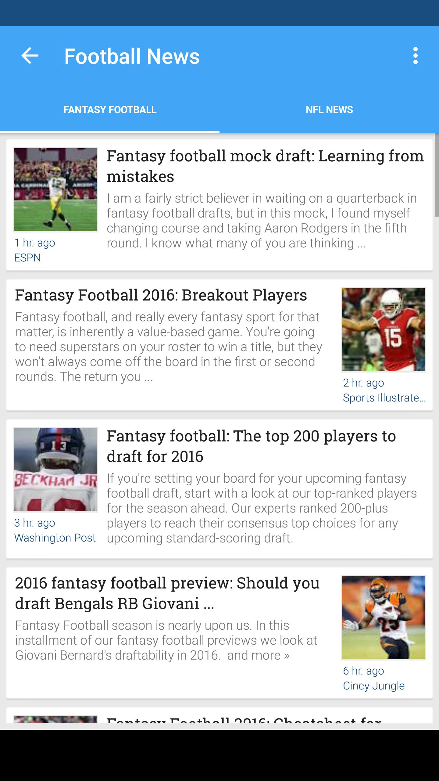 6 apps to establish total dominance this Fantasy Football season