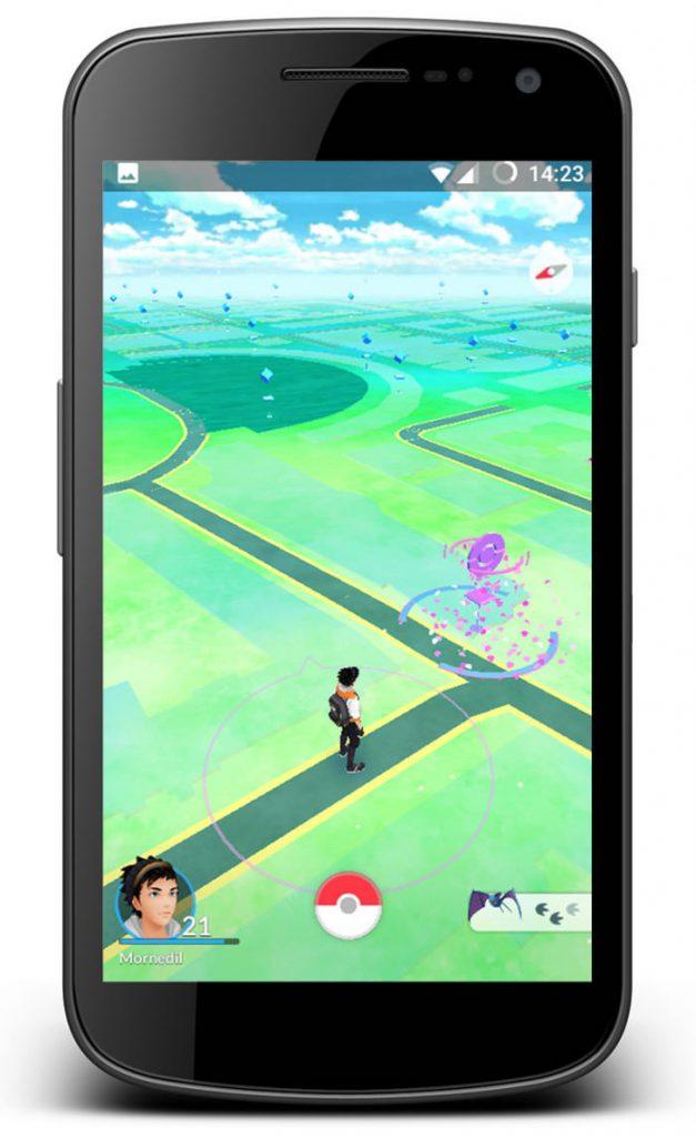 Pokemon Go improved 3 step