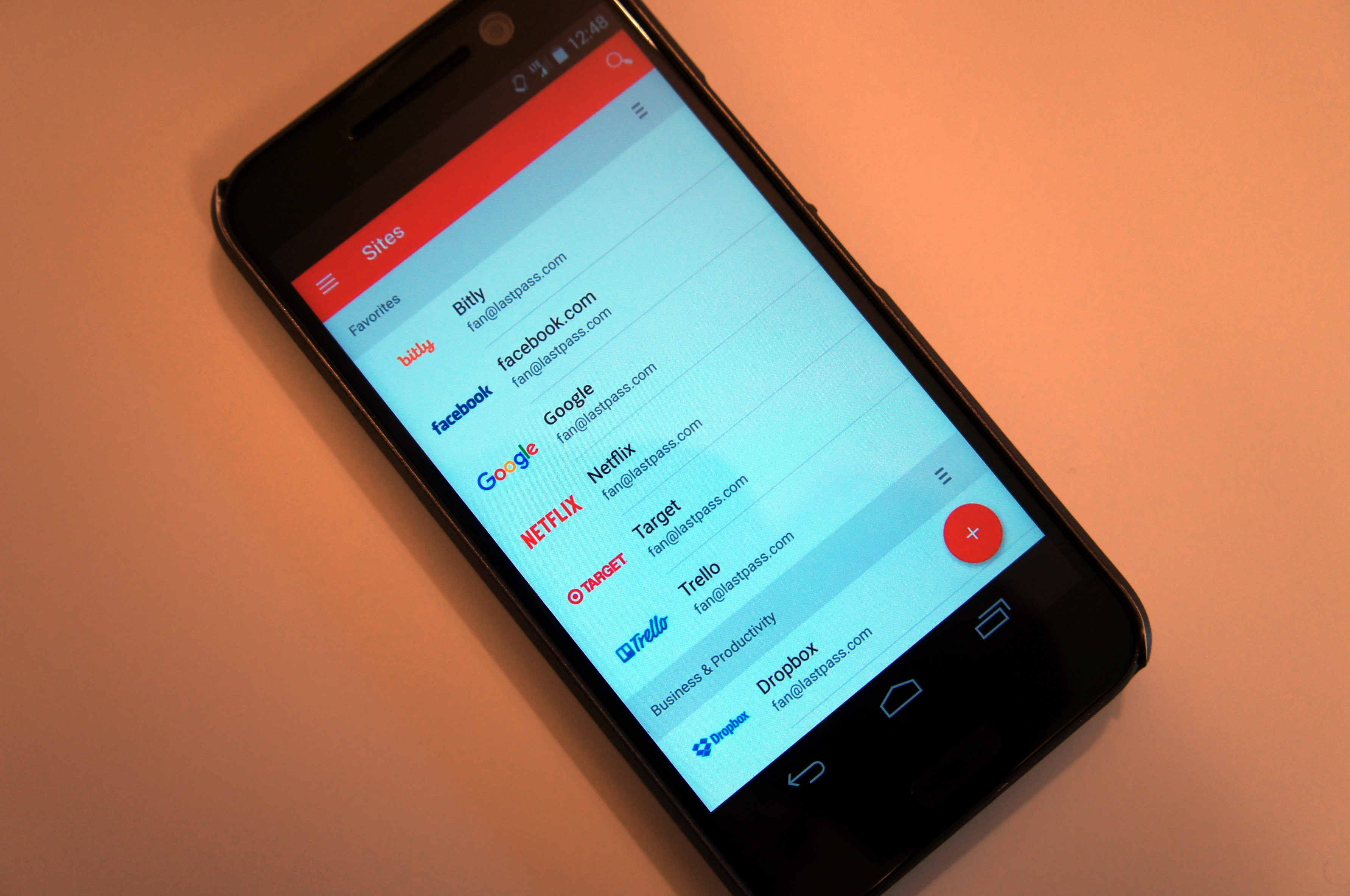 LastPass beta adds support for Android Oreo's auto fill