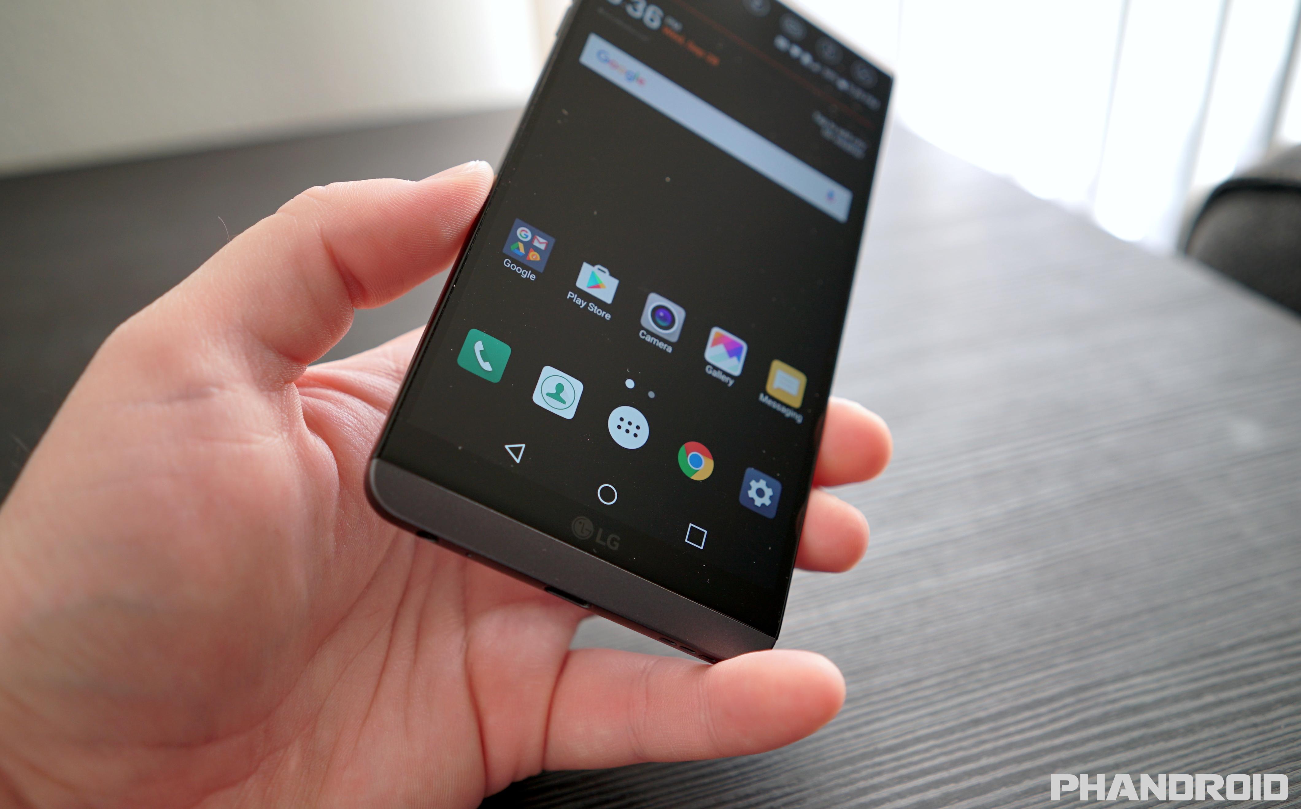 LG V20: 30+ Tips & Tricks