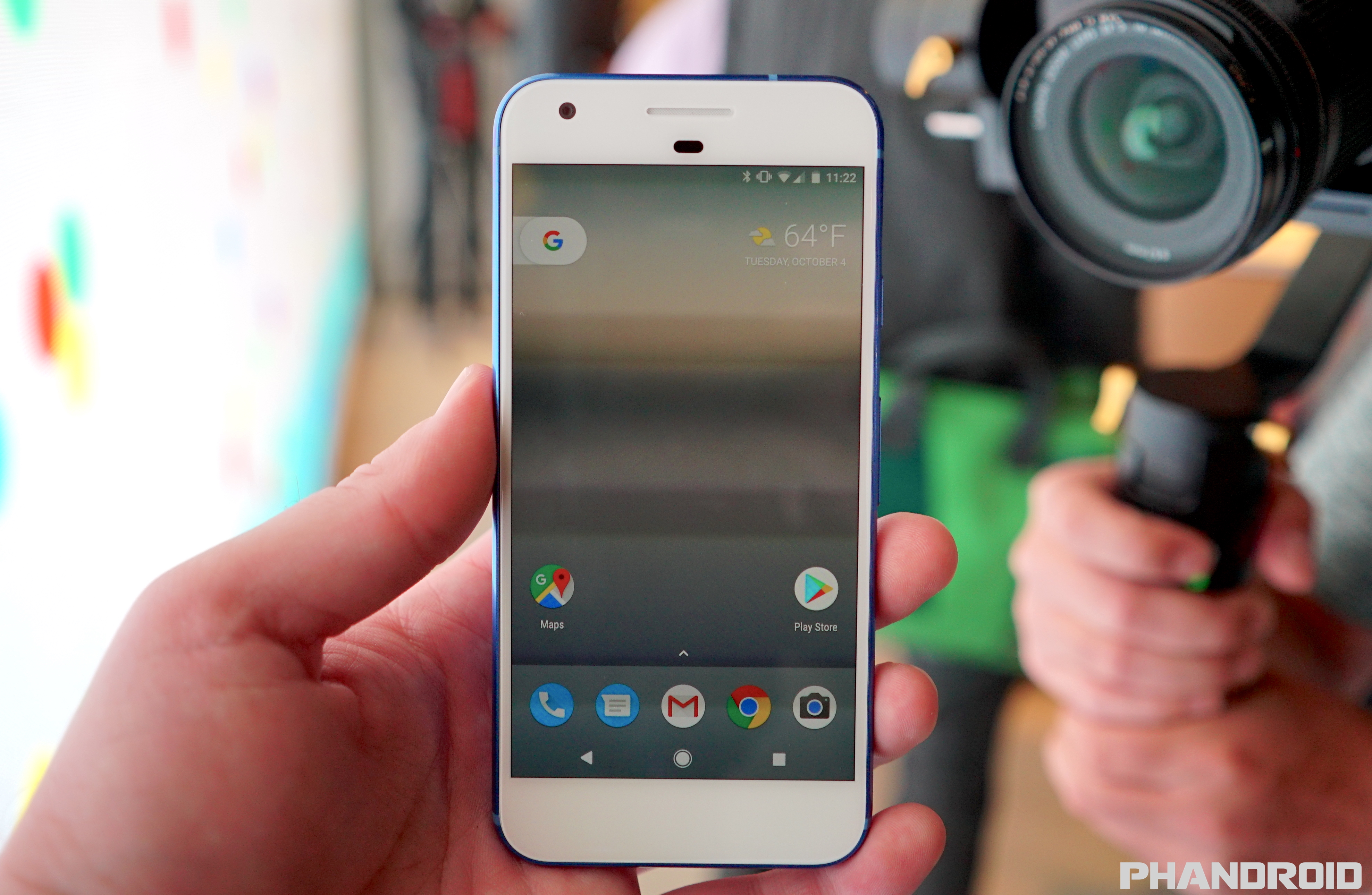 The new Pixel dialer app works on some Android 6 0+ phones