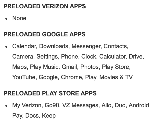 pixel-verizon-apps
