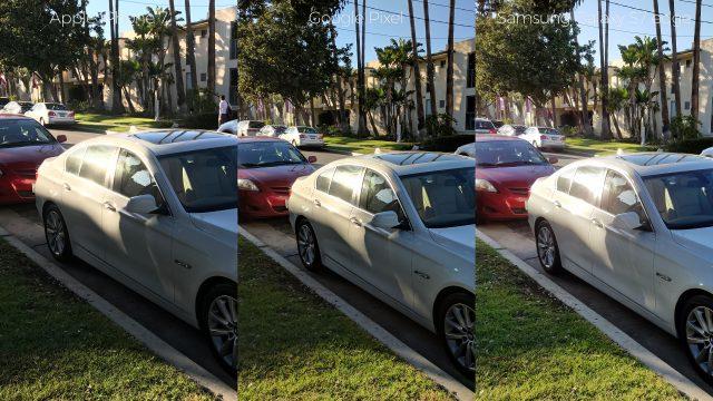 pixel-camera-versus-iphone7-galaxys7edge-car