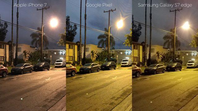 pixel-camera-versus-iphone7-galaxys7edge-night-street