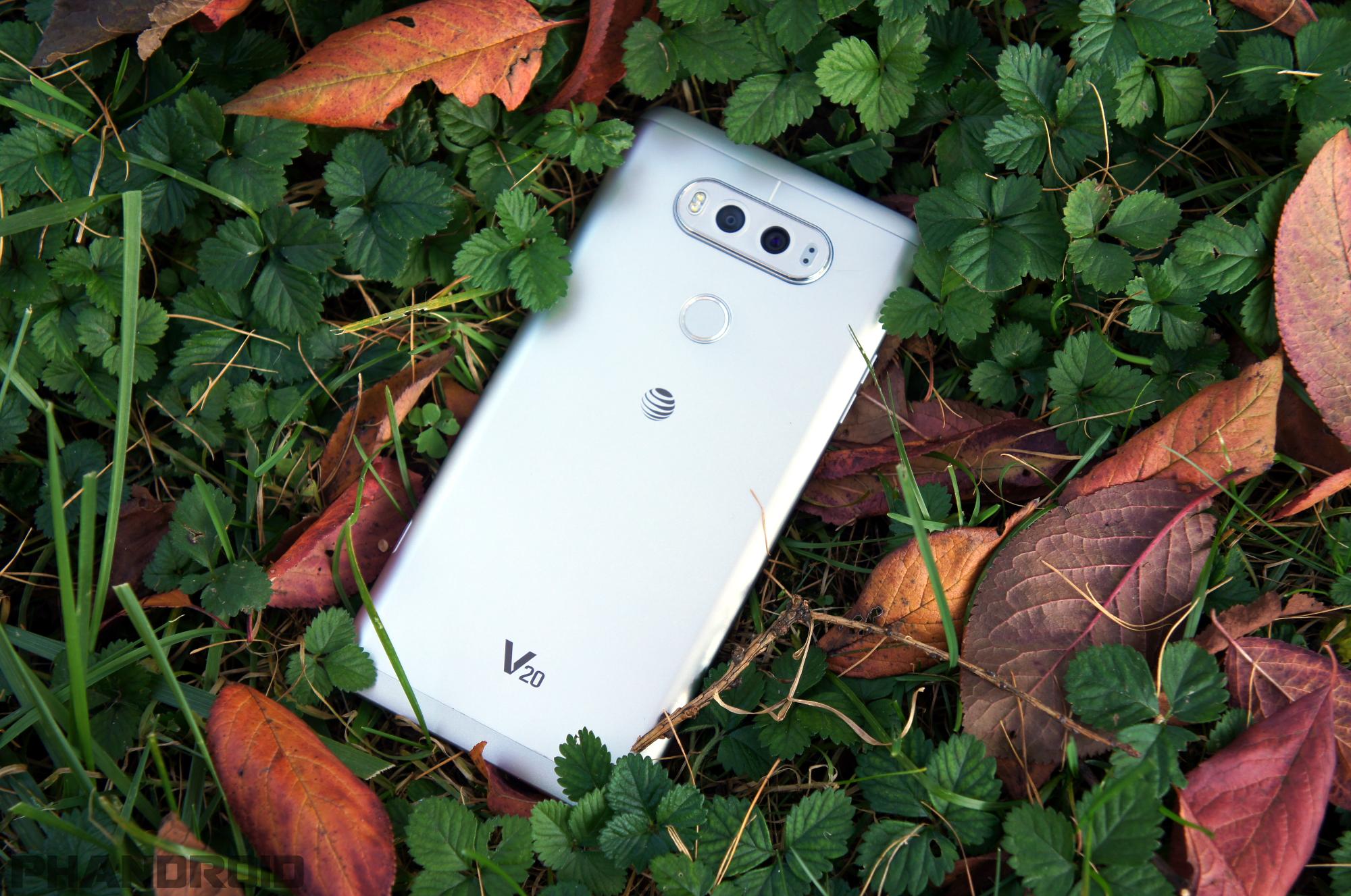 Deal: $300 off the unlocked LG V20
