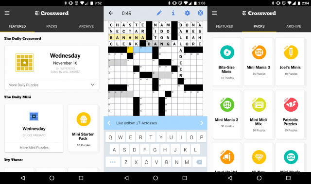 20+ Best Android Apps [December 2016]
