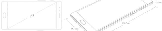 oneplus-3t-screensize-dimensions