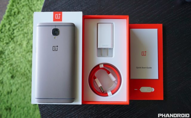 Oneplus 3 Android