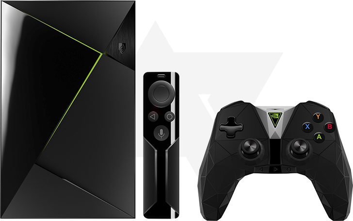 Nvidia updates the now ancient Shield TV to Android 9 0 Pie