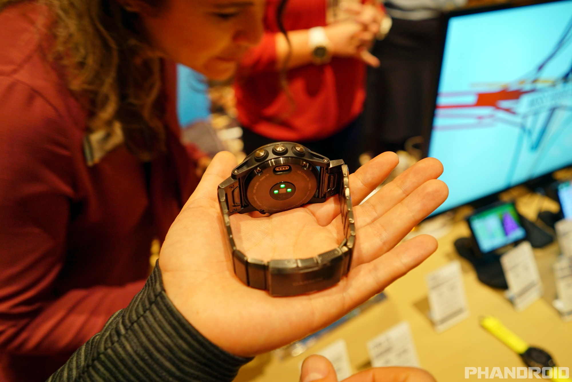 Hands-on with 3 new smartwatches from Garmin
