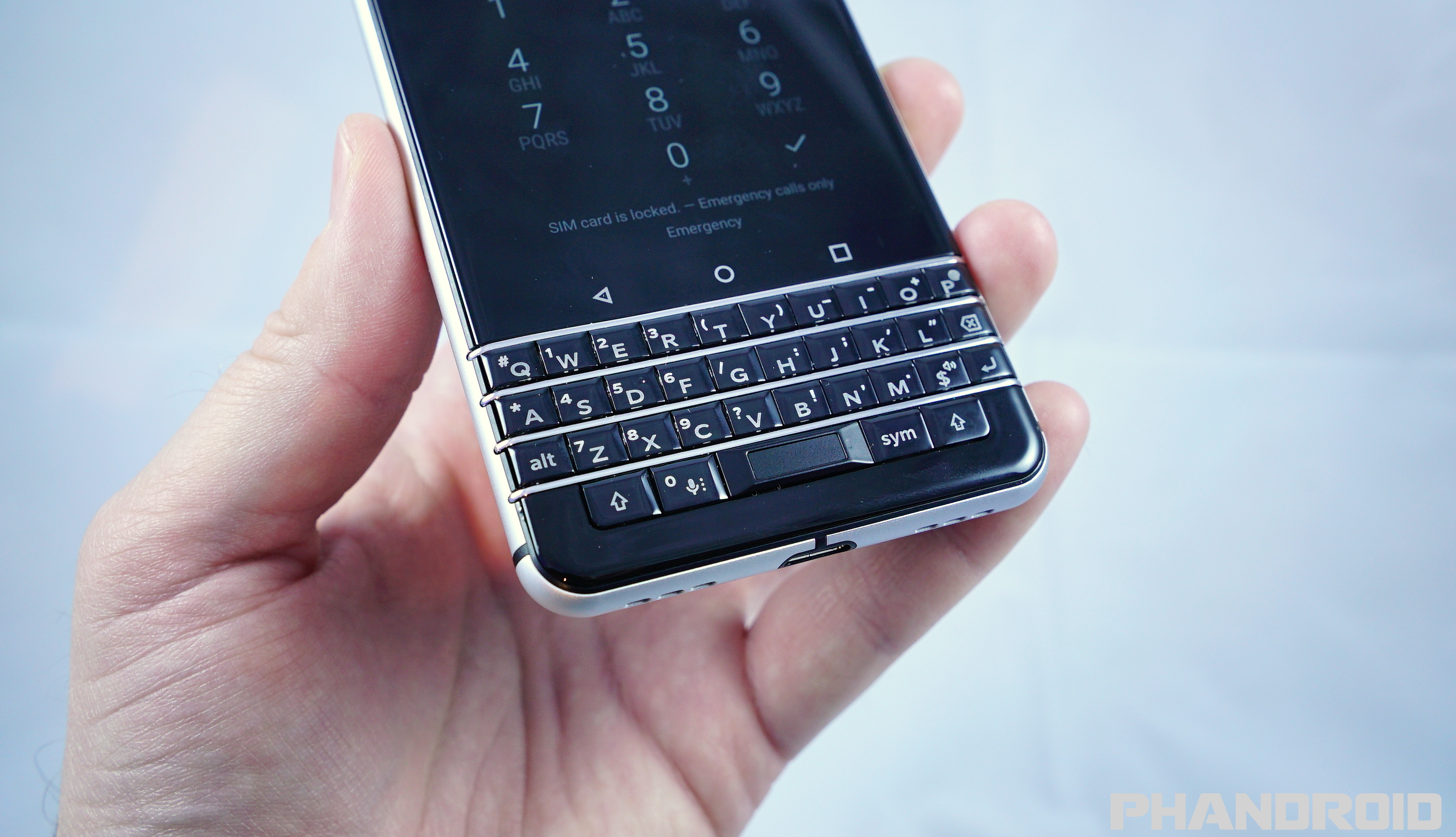 BlackBerry KEYone release date for the US and Canada
