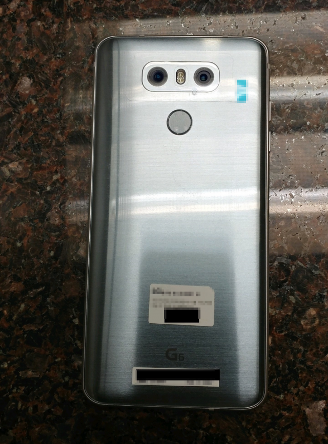 New leak shows that the G6 may include an always-on display