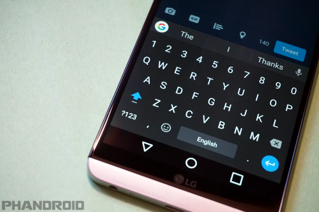10 Best Keyboards for Android in 2018   Phandroid