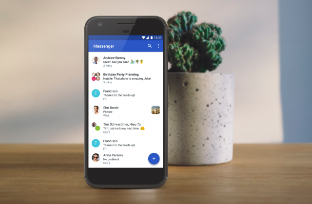 A look at the wasteland of Google's messaging apps