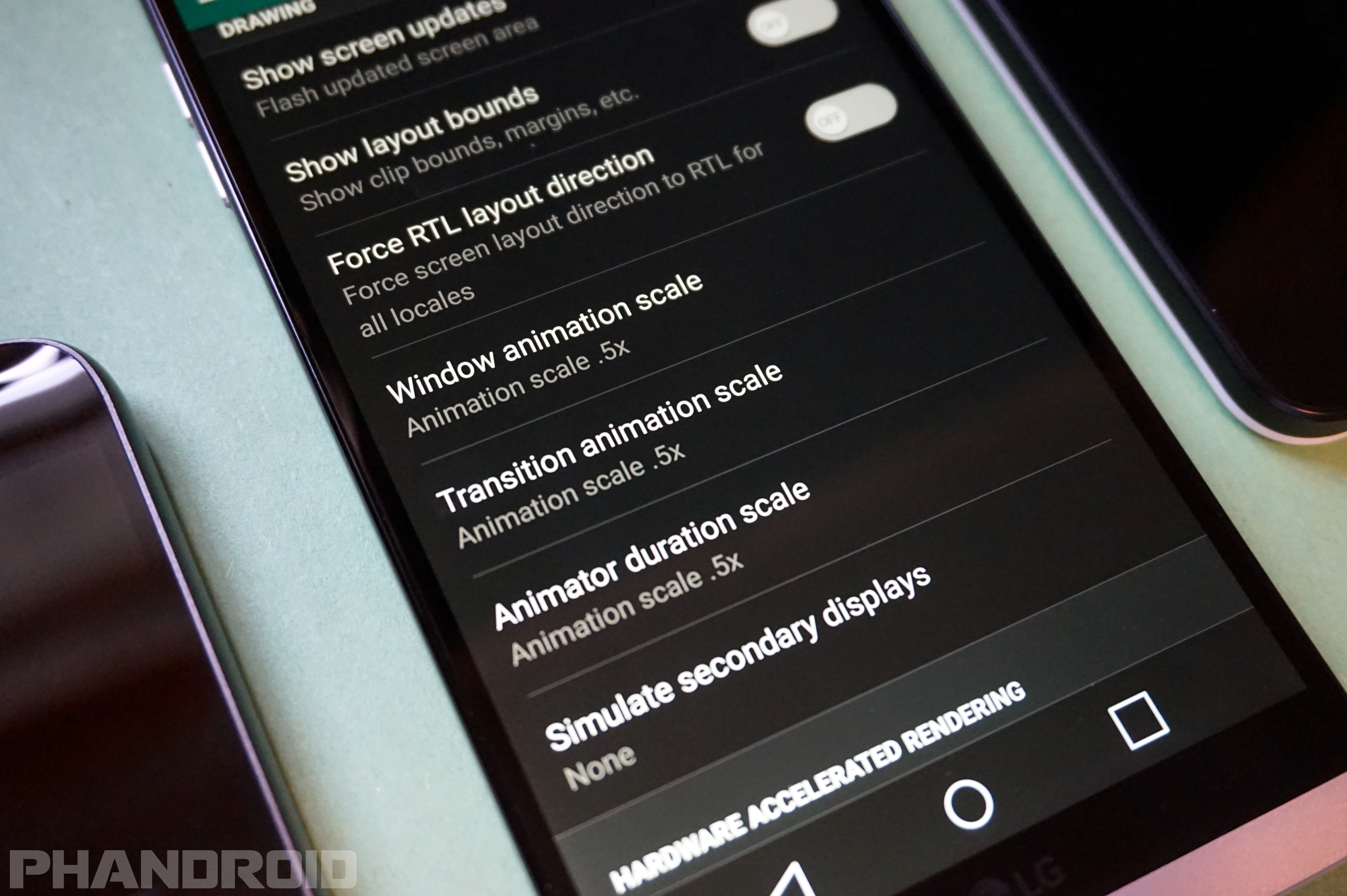 How to enable Android Developer options | Phandroid