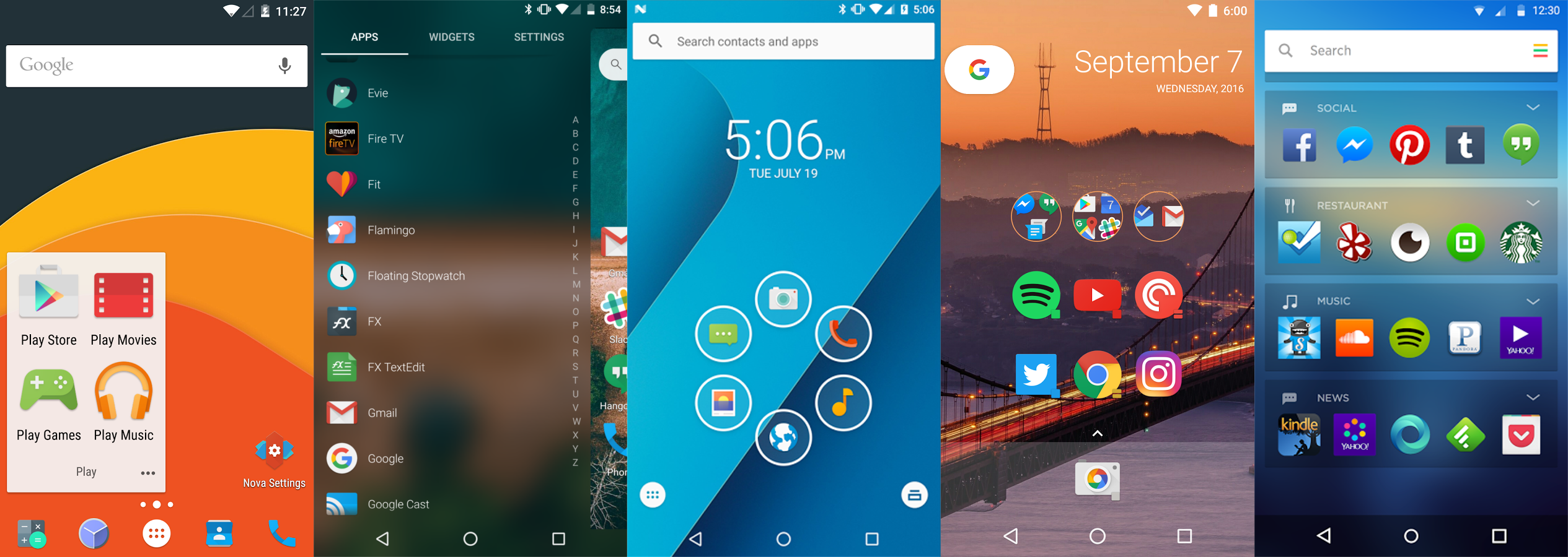 10 Ways to make your Android phone look and feel completely new
