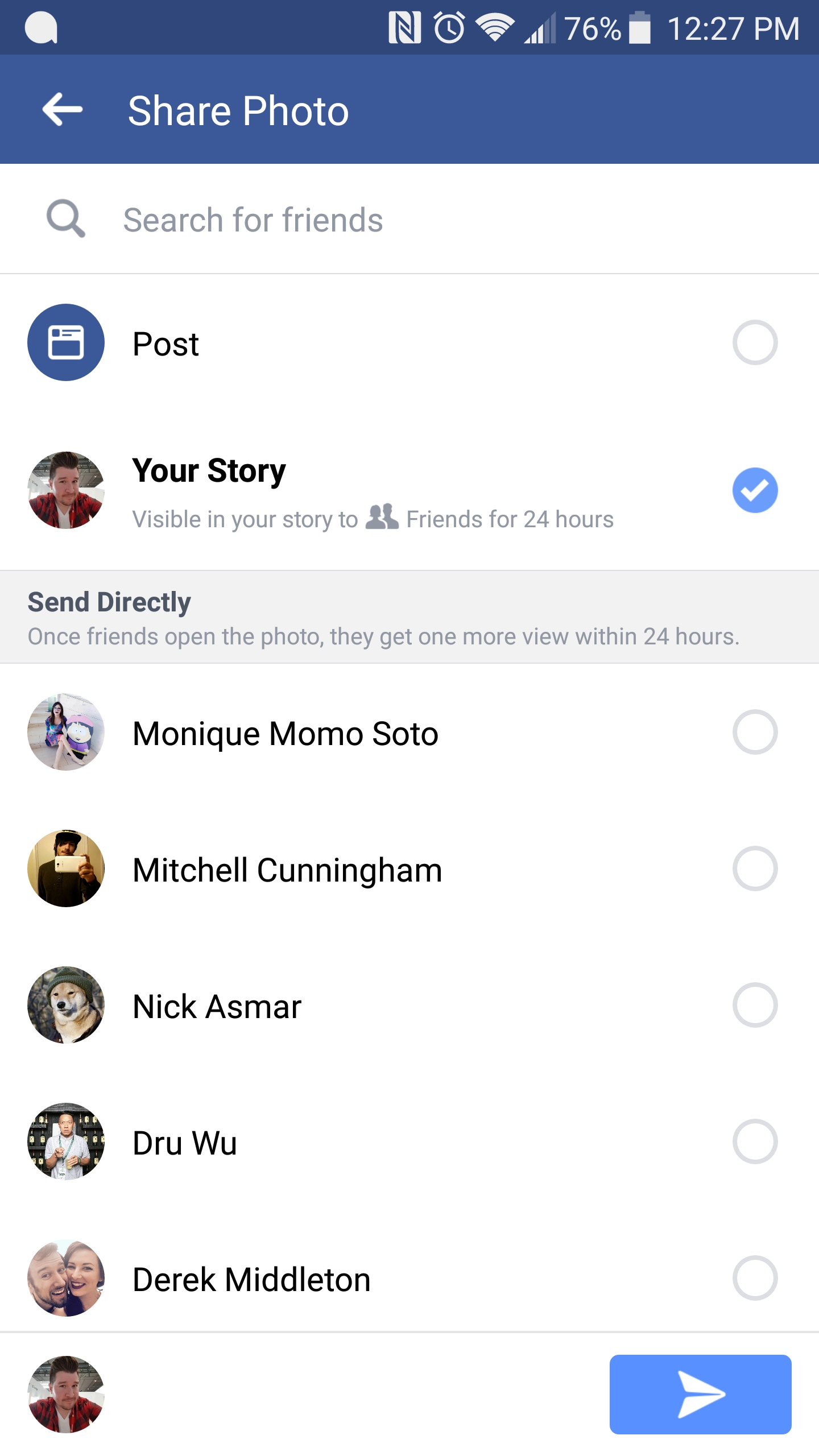 How Can You Tell Who Has Seen Your Facebook Story Facebook