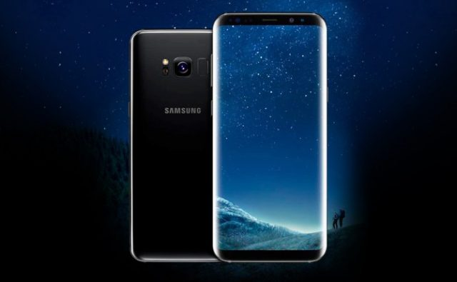 Download These Stock Samsung Galaxy S8 Wallpapers