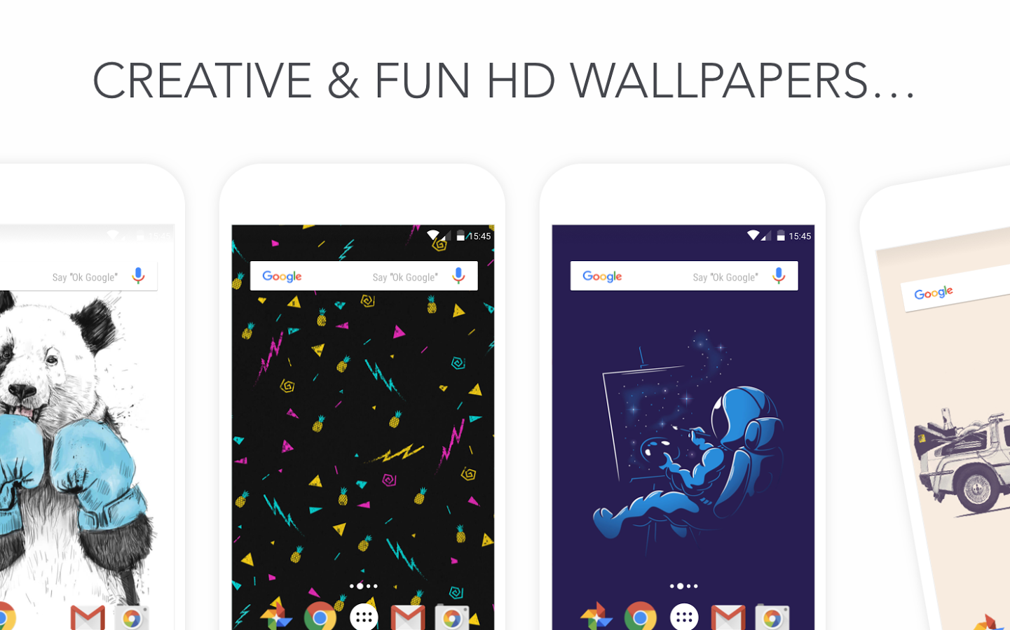11 Best Wallpaper Apps For Android Phandroid