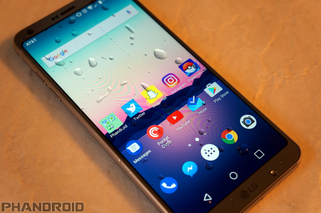 lg g6 sprint phones phandroid deal update customer knowing worth s8 hdr galaxy showing option