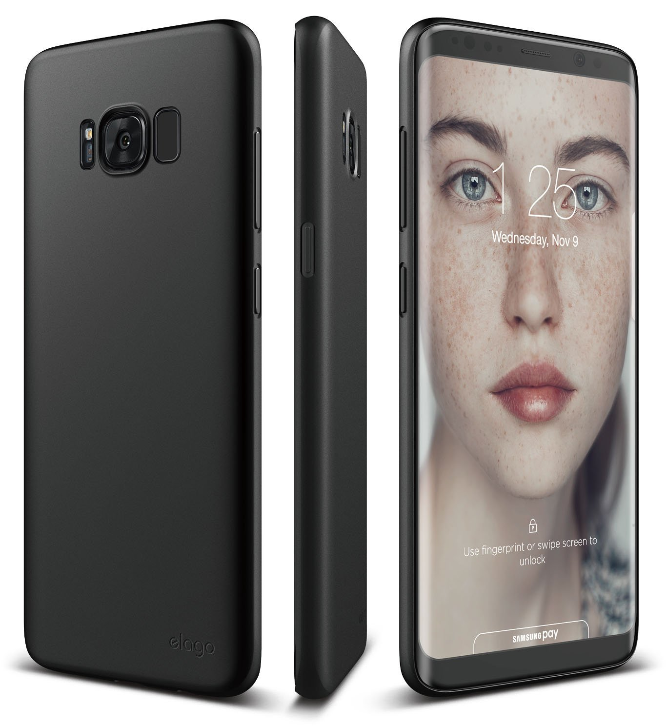 buy popular b5511 de30e Best Samsung Galaxy S8 cases