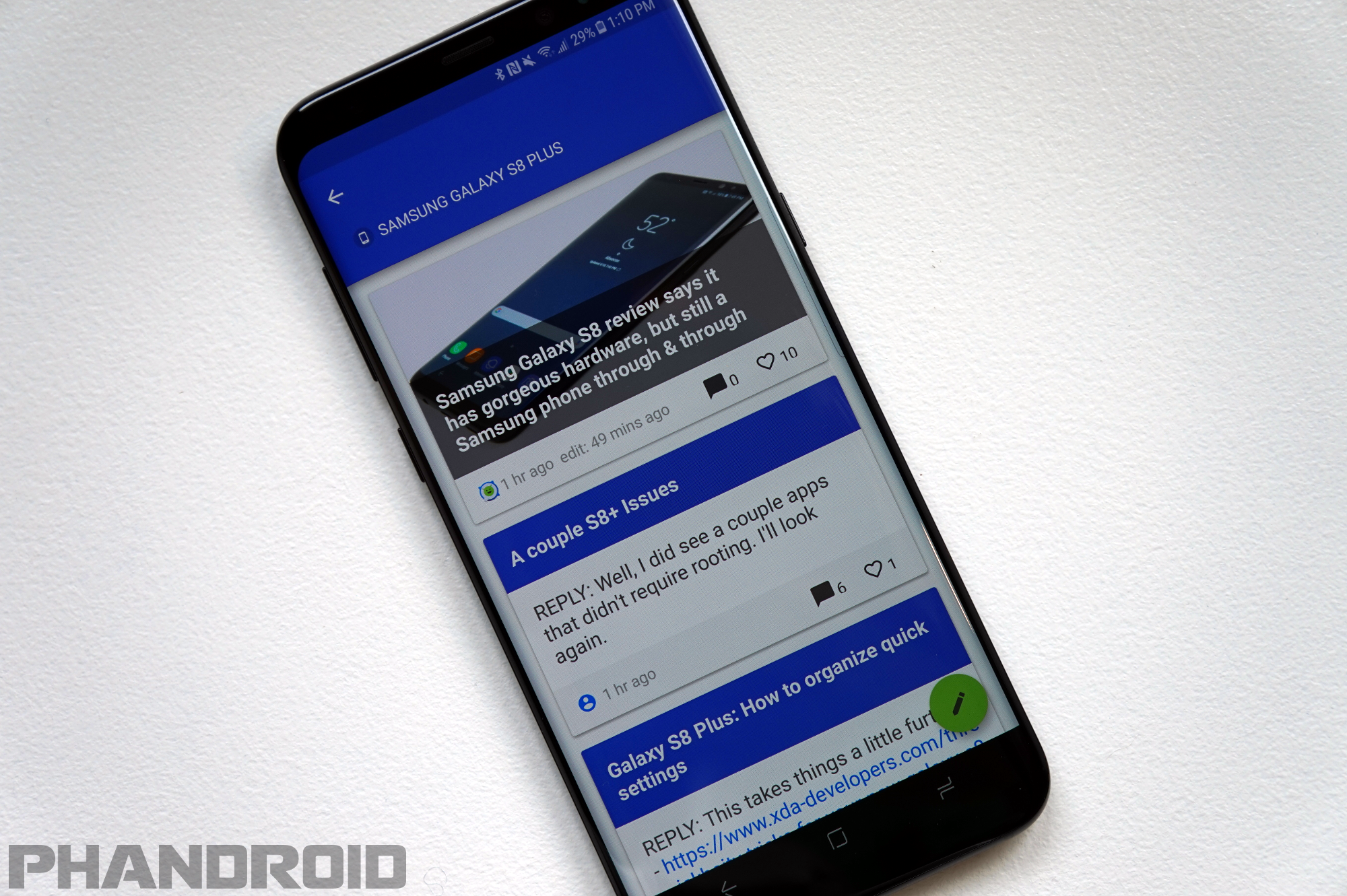 14 First things every Galaxy S8 owner should do