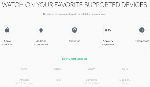 Hulu Live TV beta launches for $40 per month and includes